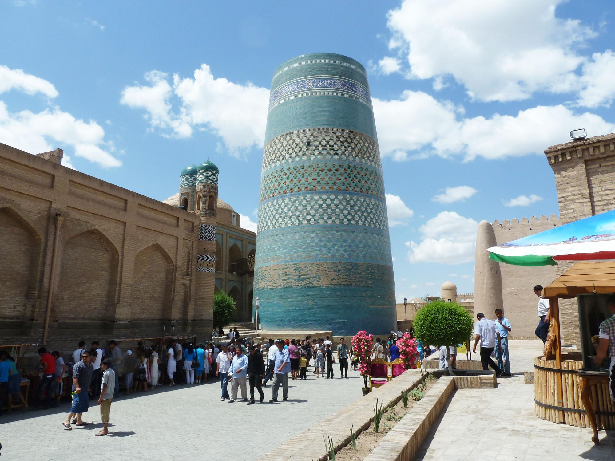 Uzbekistan cultural tour – 11 days