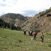 trekking in Chimgan -3 days