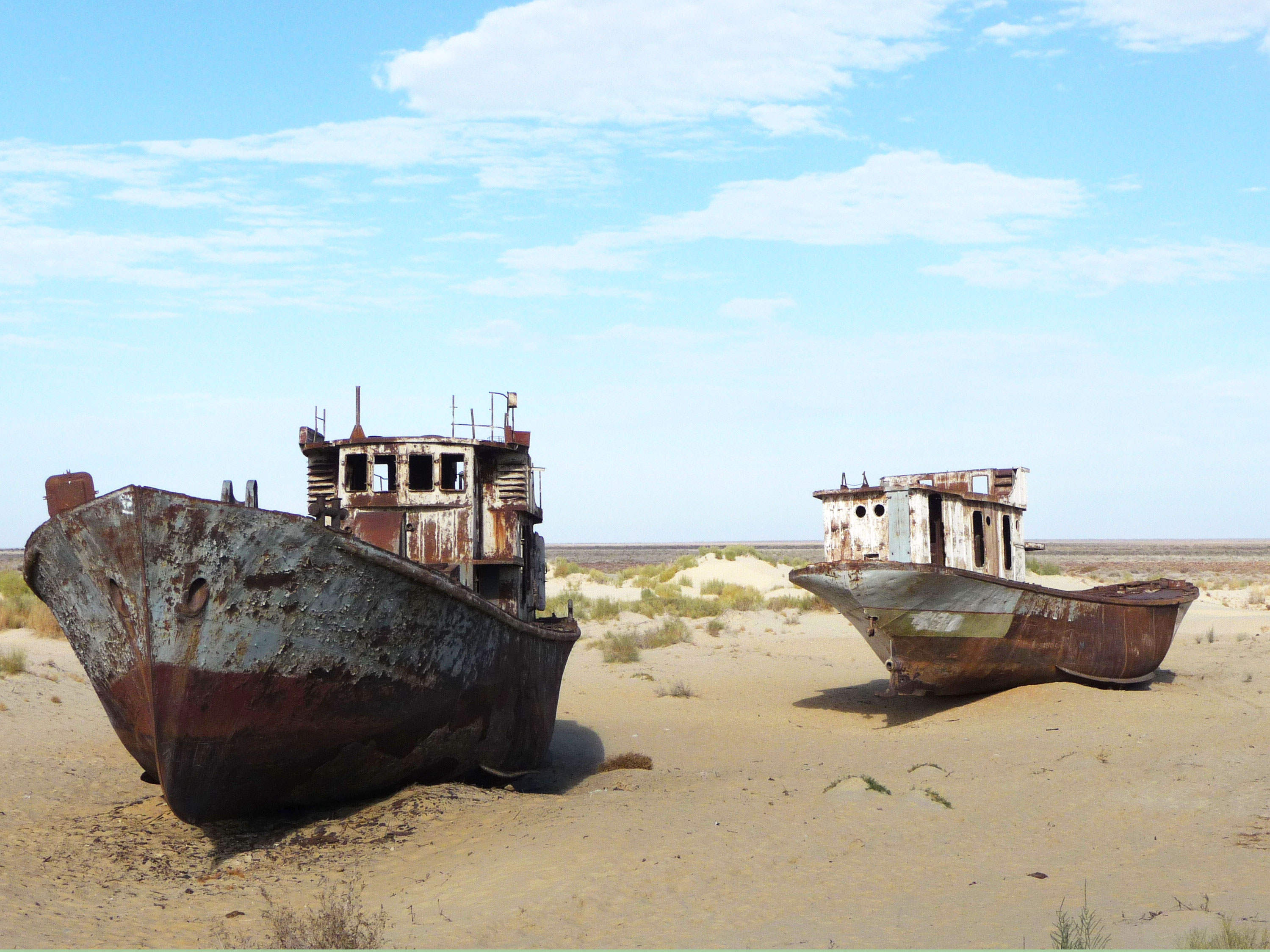 Aral Sea Tour – 2 days