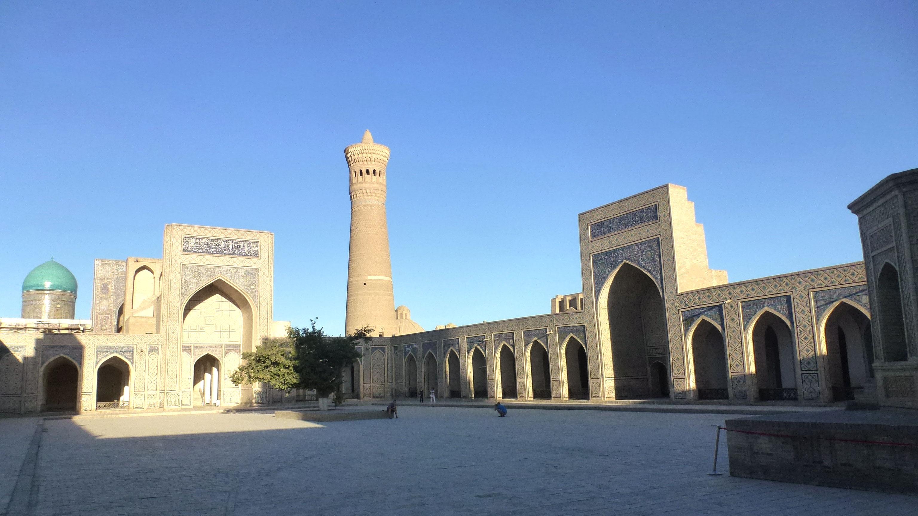 Uzbekistan cultural tour – 7 days