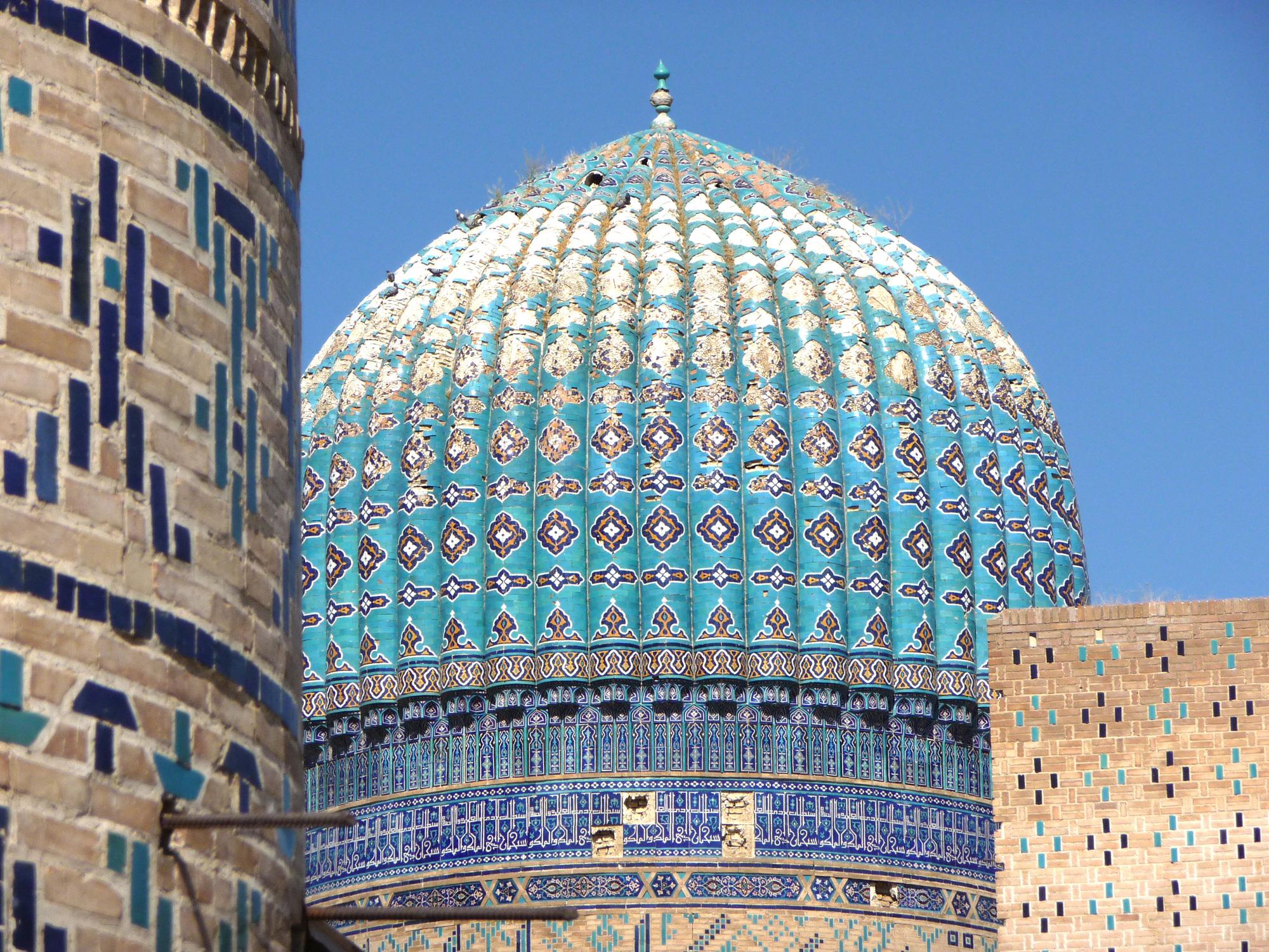 Uzbekistan cultural tour – 8 days