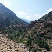 junction of Aksak ata and Nurek ata rivers