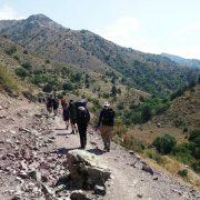 trekking in Aksakata valley